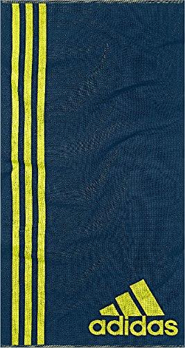 Adidas Towel - Handtuch, Farbe:blau/grün