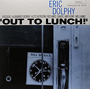 Out to Lunch (Limited Edition + Downloadcode) [Vinyl LP]