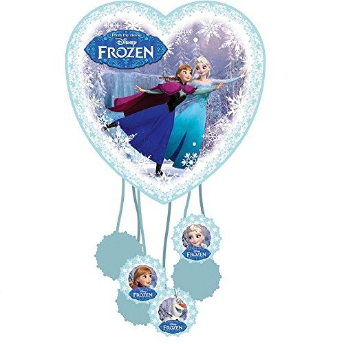 Amscan 999271 Pinata Frozen, -