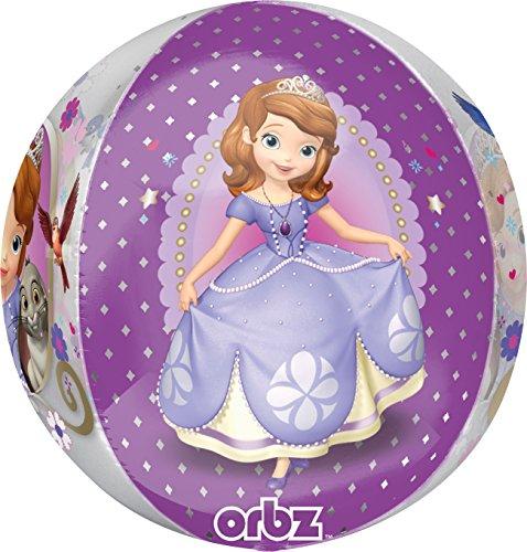 Amscan International Orbz Sofia die Erste Ballon (Erste-ballon Sofia Die)