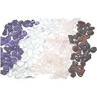 Mystery Mountain Hohe Qualität sortiert klein kristall Tumble Edelstein 80g Bundle Tasche von, Amethyst, Rosenquarz... preisvergleich bei billige-tabletten.eu