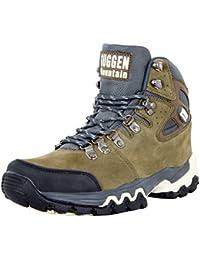 GUGGEN MOUNTAIN Pataugas Chaussures de randonnee Chaussures montantes Hiking Boots M008v2 Bottes et boots Homme