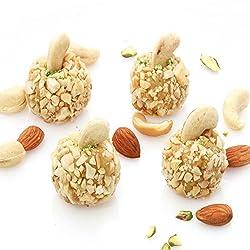 Ghasitaram Gifts Sweets- Sugarfree Roasted Kaju Laddoo (200 gms)