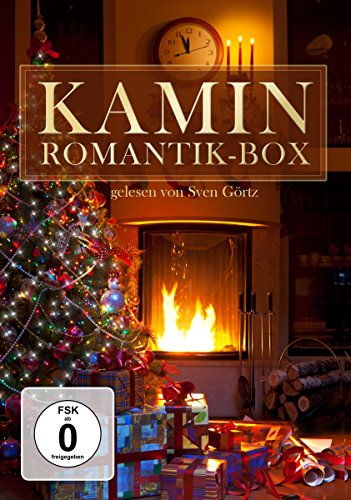 Kamin-Romantik-Box [4 DVDs]