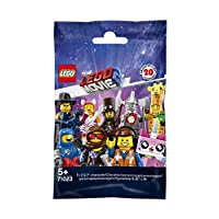 LEGO 71023 Movie 2 Minifigures Collectible Toy Variety (Style Picked at Random), Multi-Colour, Pack of 1