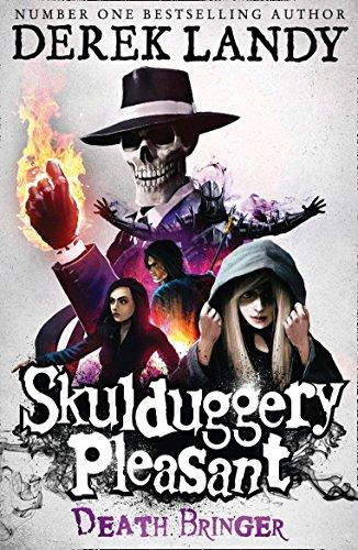 Death Bringer (Skulduggery Pleasant, Book 6) por Derek Landy