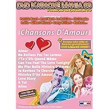 "DVD Karaoké Mania Vol.08 ""Chansons D'Amour"""
