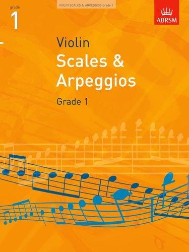 PDF Scales and Arpeggios for Violin: Grade 1 ePub