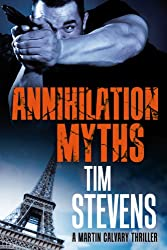 Annihilation Myths (Martin Calvary Book 2) (English Edition)