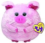 TY Beanie Ballz - Ball X-Large - Schwein, 33 cm