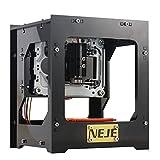 NEJE DK-8-KZ Ultraschnell Micro Desktop DIY CNC Laser Gravur Gravierer Engraver Gravieren Schnitzen Schneiden Maschine Graviermaschine Drucker Laserdrucker Stempel Macher