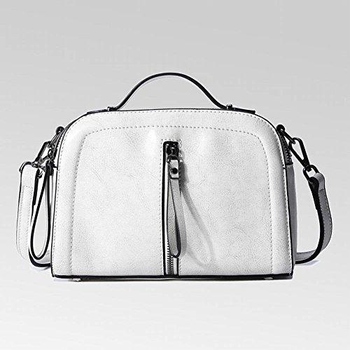 Große Tasche Lässig Wilde Einkaufstasche Handtaschen Einfache Mode Hanf Schulter Tragbare Eimer Tasche , Rote Bohnen-Kokos -
