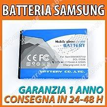 Batteria EB454357VU per Samsung S5360 Galaxy Y/S5368/S5380 Wave Y/ i509