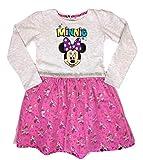 Disney Minnie Mouse Mädchen Tüll-Kleid Gr. 98,104,110,116,122,128 (110)