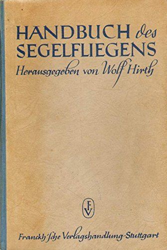 Handbuch des Segelfliegens