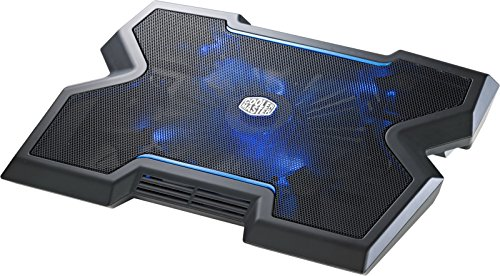 Cooler Master Notepal X3 Notebook-Kühler (R9-NBC-NPX3-GP) - Kühler Master Laptop