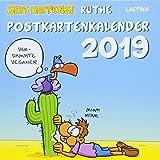 Shit Happens Postkartenkalender 2019