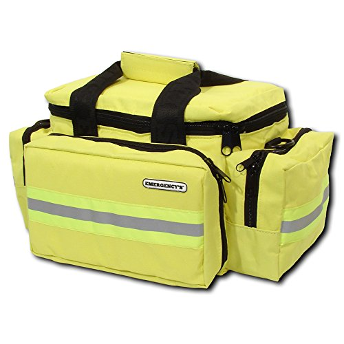 Elite Bags LIGHT BAG Notfalltasche 44 x 25 x 27 cm in 2 Farben, Farben:Gelb