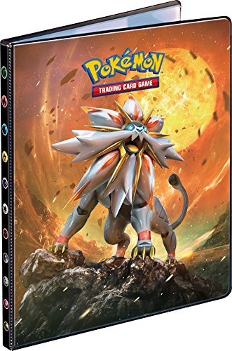 Asmodee-85127-Cuaderno-de-Correspondencia-A4-Pokemon-sol-y-luna-1-180-Tarjetas