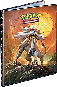 Asmodee-85127-Cuaderno de Correspondencia, A4-Pokemon sol y luna 1-180Tarjetas