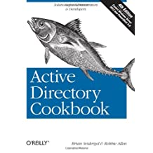 Active Directory Cookbook 4ed
