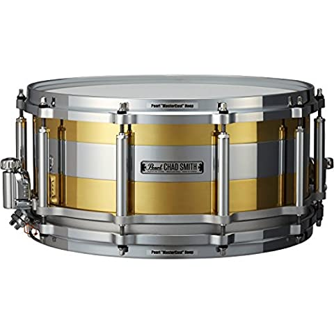 Pearl Chad Smith TriColon Free Floating LTD Edition Snare,