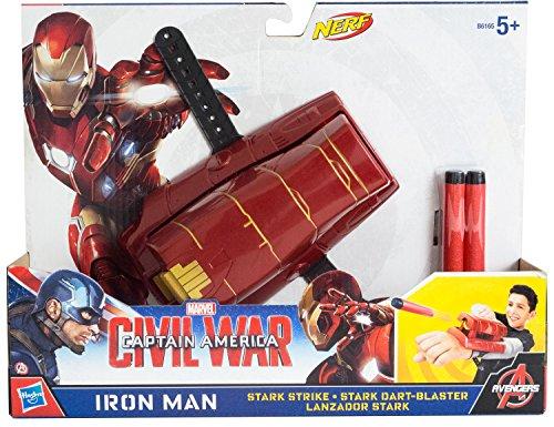 Avengers Ion Man Stark Dart-Blaster (Captain America Kostüme Ideen)