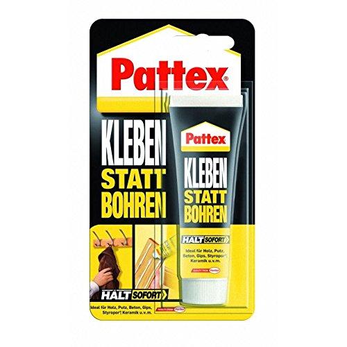 Pattex statt Bohren