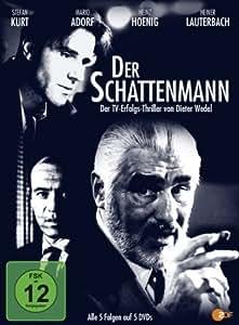 Der Schattenmann (Neuveröffentlichung, aufwändig digital restauriert plus 100 Minuten Bonus) [5 DVDs]