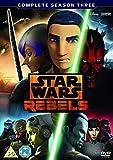 Star Wars Rebels Season 3 (4 Dvd) [Edizione: Regno Unito]