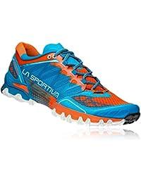 La Sportiva Bushido - Zapatillas Para Correr - Naranja/Azul Talla 43 1/2 2017