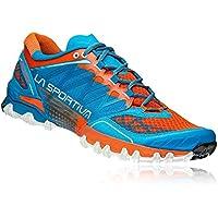 La Sportiva Bushido - Zapatillas Para Correr - Naranja/Azul Talla 46 1/2 2017