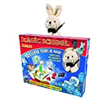 Megagic - 101L - Coffret de Magie Magic School Junior 101 tours de magie (Lapin inclus)