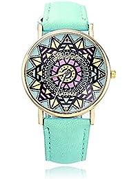 Women's Fashion Watch Mandala Style