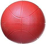 Softee-Palla Medica PVC Acqua 1,5 kg, Colore: Rosso