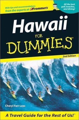 Hawaii For Dummies (Dummies Travel) by Cheryl Farr Leas (2002-12-27) (Hawaii For Dummies)