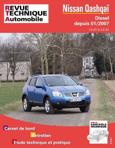 revue technique B741 Nissan Qashqai 01/2007> 1.5 + 2.0 Dci