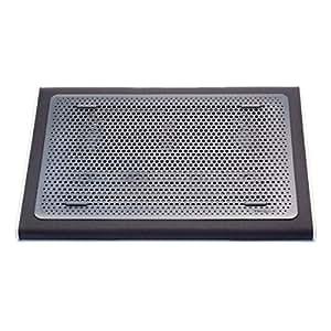 """Targus  Support ventilé Refroidisseur avec 2 ventilateurs pour ordinateurs portables de 15"""" à 17"""" - AWE55EU"""
