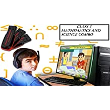 Heavenzr Technologies Class 7 COMBO (Mathematics And Science) Study Tool In Pendrive