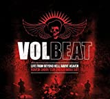Volbeat: Live from Beyond Hell/Above Heaven(Limited Deluxe Edition 1CD + 2DVD) (Audio CD)