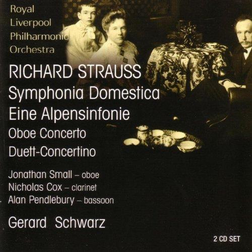 Strauss: Symphonia Domestica /...