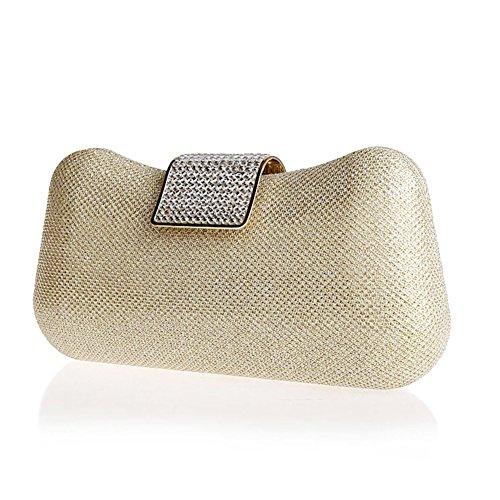 Strass fibbia borse/Package banchetto/ sacchetto di mano di moda-B B