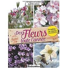 Des fleurs toute l'année : 60 espèces et variétés au fil des saisons