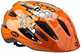 Bell Kinder Fahrradhelm Zipper, Orange Tiger, 47-54 cm, 210096006