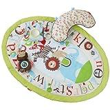 Skip Hop Tummy Time Mat, Alphabet Zoo