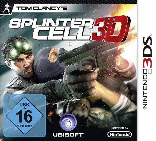Tom Clancy's Splinter Cell 3D (Splinter Cell Ds)
