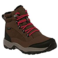 Regatta Great Outdoors Childrens/Kids Mountpeak Mid Walking Boots