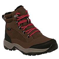 Regatta Great Outdoors Childrens/Kids Mountpeak Mid Walking Boots