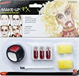 Kit Trucco Make up Zombie con Capsule di Sangue
