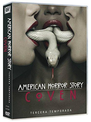 American Horror Story: Coven - Temporada 3 [DVD]